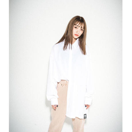 【受注終了】Nylon shirt