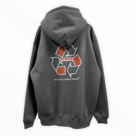 【受注終了】Arrow hoodie★オリジナル