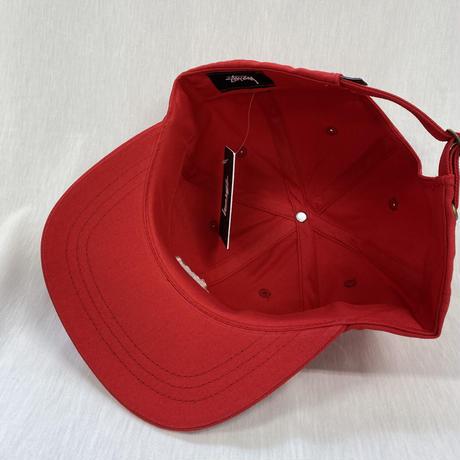 STUSSY Red Cap