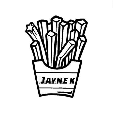 【受注終了】Jayne K  A3 カレンダー
