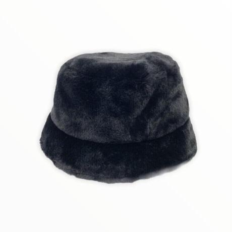 Fur bucket hat☆Jayne K+