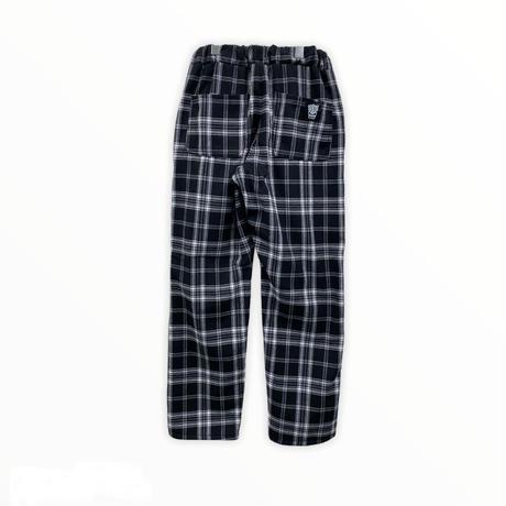 【受注終了】Check Easy Pants