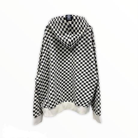【受注終了】Checker Hoodie