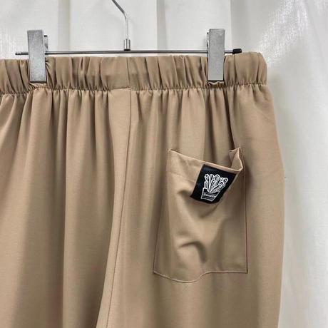 【受注終了】 Polyester L/Pants