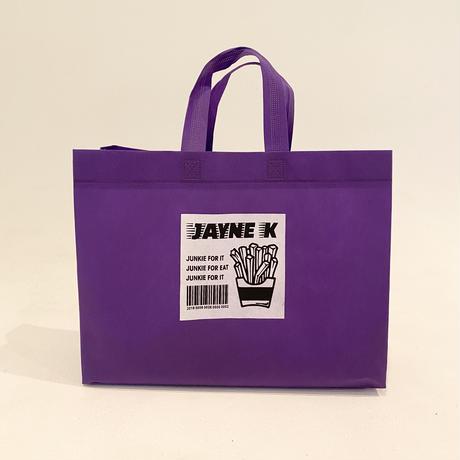 Jayne K shop bag