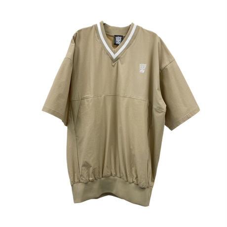 Nylon V-neck Pullover★Original