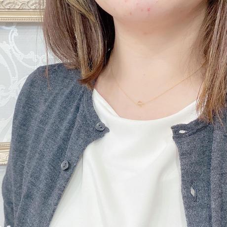 [即納] 14kgf/11月誕生石小さな「シトリン」のネックレス