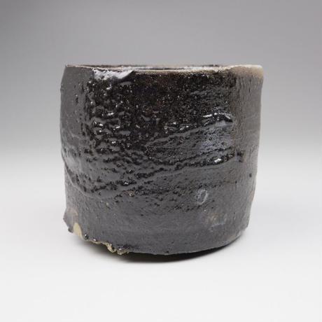 加藤委 川小牧茶碗