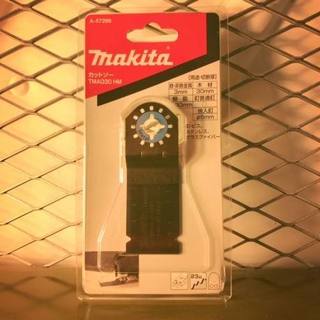 マルチツール用 先端工具 カットソー TMA030 HM 販売品