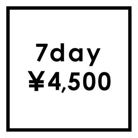 DIY マルノコ レンタル品 7日