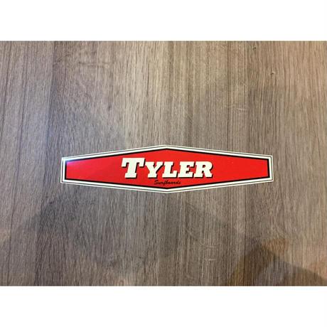 TYLER surfboard ステッカー  中