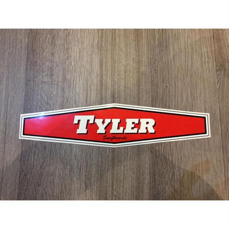 TYLER surfboard ステッカー  大