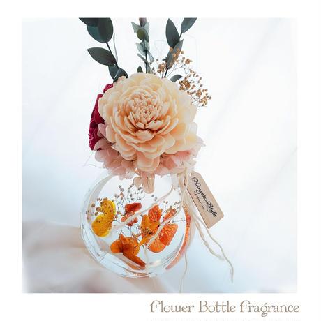【ルームフレグランス】Flower Bottle Fragrance /ハーバリウムディフューザー/フレグランスハーバリウム/南月流®️