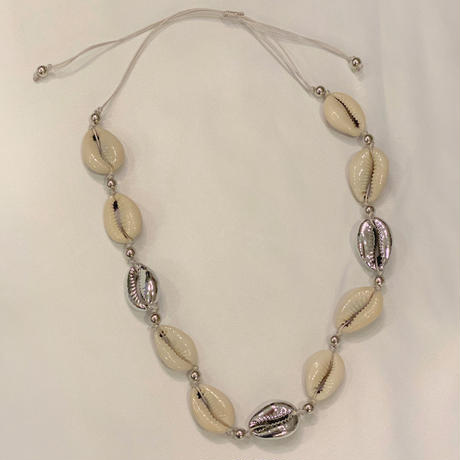 Cowry Chocker Necklace(MIX)