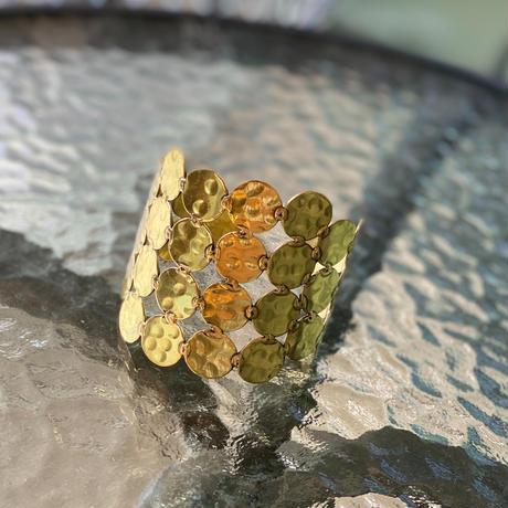 bubble bracelet(gold)