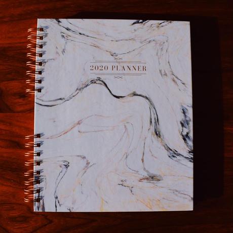 2020 PLANNER(Marble)