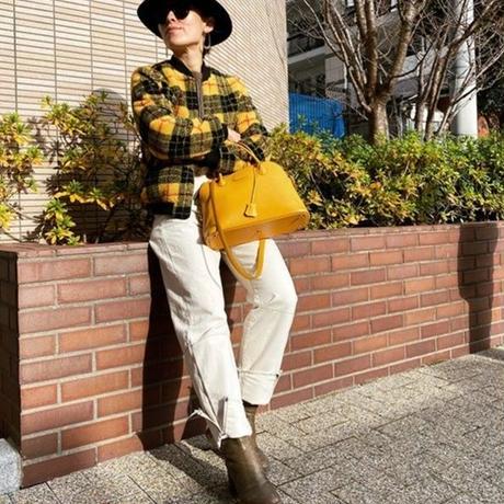 CLAUDIE PIERLOT Urban Blouson (Yellow)