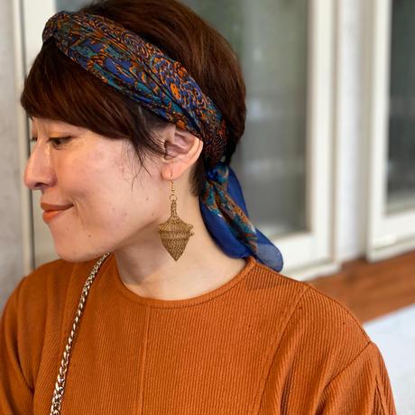 Donguri  earrings