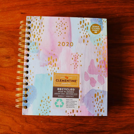 2020 PLANNER(Multi-color)