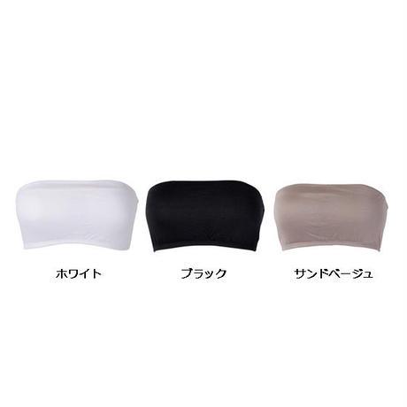 シルク100% チューブブラ (la sakura)2270