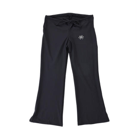 2212 SOLID RASH GUARD PANTS(7分丈)