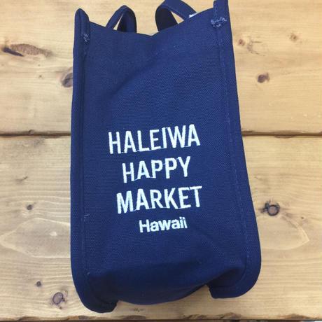 HALEIWA HAPPY MARKET  MINI TOTE BAG   ALOHA!