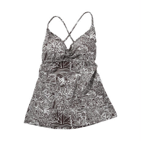 2003 PRINT HOLTER CAMI TOP