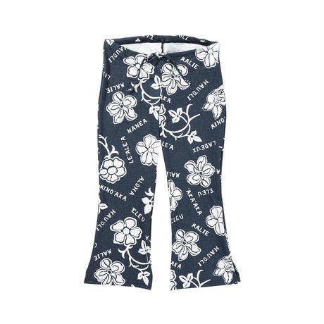 2018 PRINT RASH GUARD PANTS (7分丈)