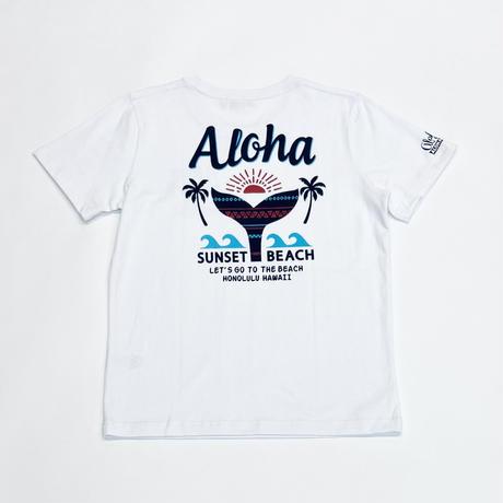 HAWAIIAN TEE  テール(Aloha)