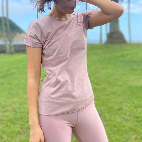 2307  TEE SHIRTS< 海とサンゴを守るSustainble Yoga Wear>