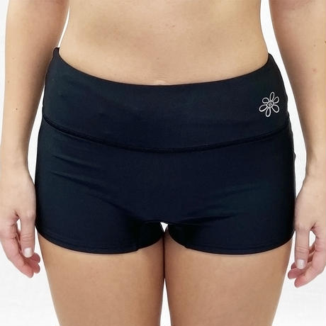 2227 BOX SWIM PANTS HIGH WAIST