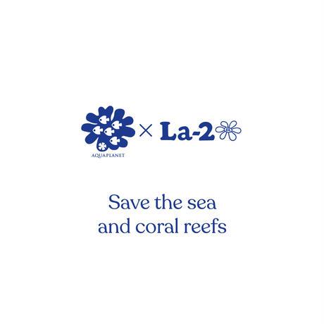 2308  TANK TUNIC< 海とサンゴを守るSustainble Yoga Wear>