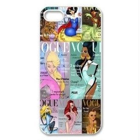 ★【送料無料】 Vogue プリンセス♪ iPhone ・ Galaxy ケース