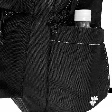 Box Logo Backpack (Black)