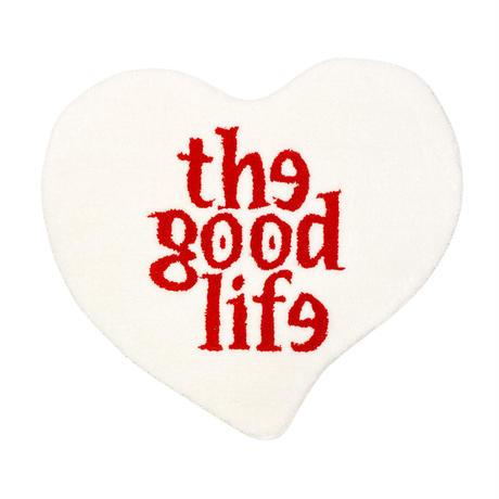 Handmade Heart TGL Rug (Off White)