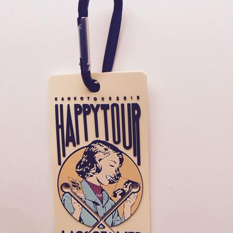 タオルホルダー「HOLD ME HAPPY」