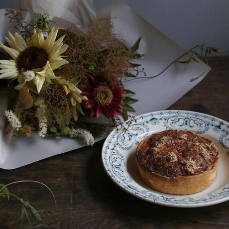 季節のお菓子とお花のお届け便 父の日の贈りもの