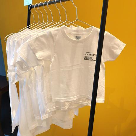ACCENDINOオリジナルTシャツ