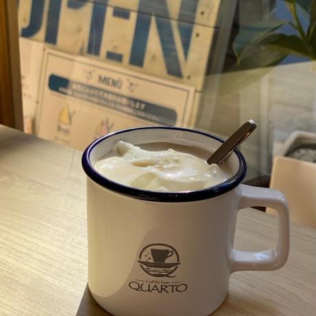 QUARTOコーヒー付き「シェア店舗RoCAセット」