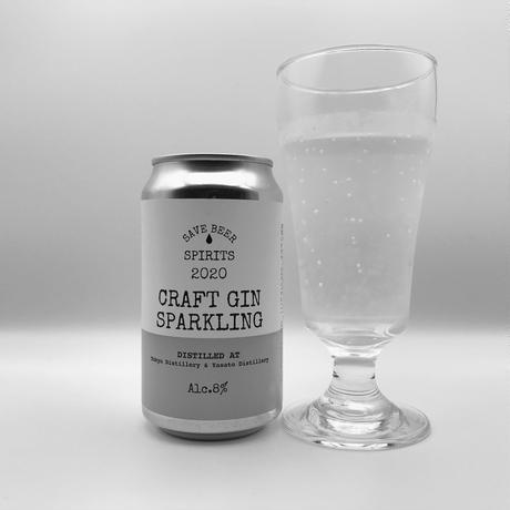 CRAFT GIN SPARKLING