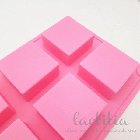 ♥シートモールド 正方形×6B
