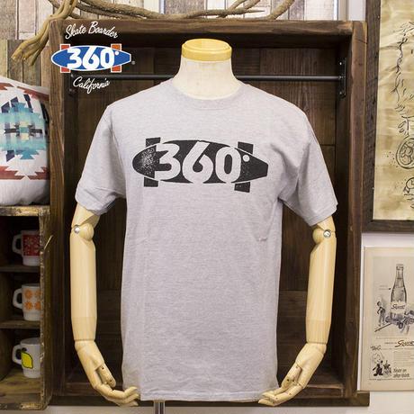 THSX-014 360°SPORTS WEAR スポンジプリントTシャツ
