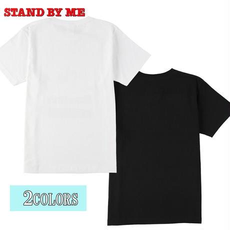 送料無料 STAND BY ME(スタンドバイミー) Tシャツ メンズ レディース STBM-001 6.2oz ヘビーウエイト キャラクター 映画 シネマ アメカジ