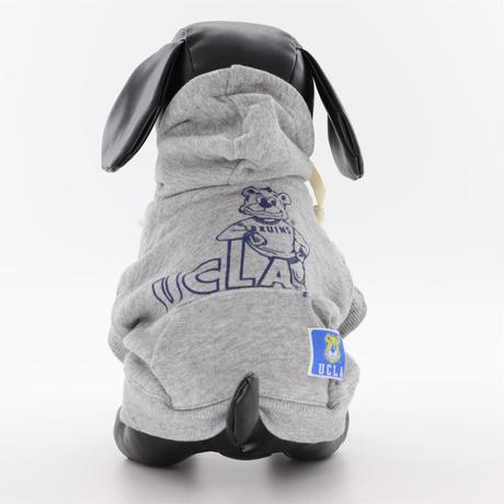 [UCLA-0401] UCLAパーカーDOG WEAR(犬服)