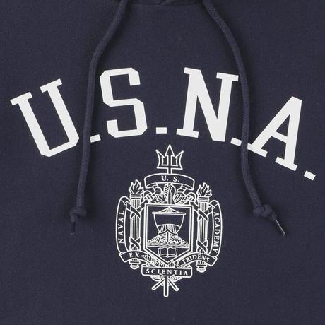 送料無料 SALE 50%OFF USNA パーカー メンズ レディース USNA-002 12oz ヘビーウエイト パーカ プルオーバー 3色展開 アメカジ ミリタリー