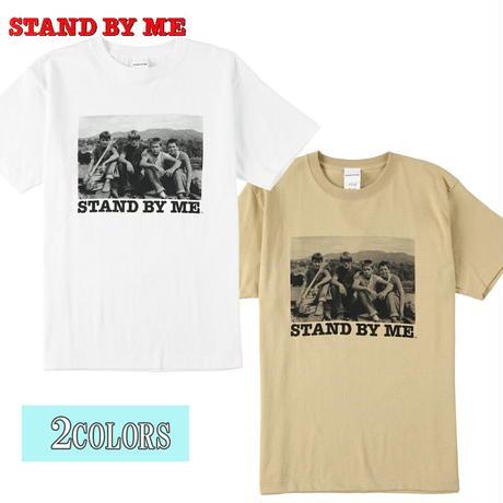 送料無料 STAND BY ME(スタンドバイミー) Tシャツ メンズ レディース STBM-002 6.2oz ヘビーウエイト キャラクター 映画 シネマ アメカジ
