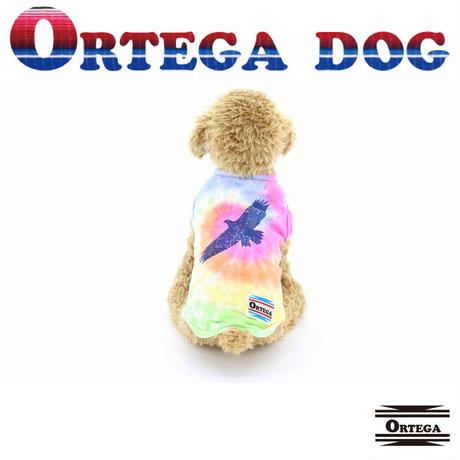 送料無料 ORTEGA (オルテガ) 犬服 Tシャツ タイダイ Tee ドッグウエア ORTG-008 ネイティブ アメカジ