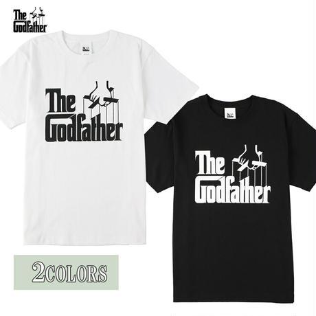 送料無料 SALE 50%OFF The Godfather(ゴッドファーザー) Tシャツ メンズ レディース TGDF-015 6.2oz ヘビーウエイト キャラクター 映画 シネマ アメカジ