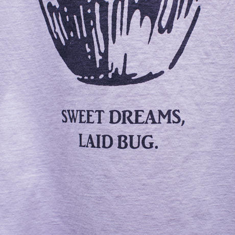 "LAID BUG L/S TEE ""SWEET DREAMS"""