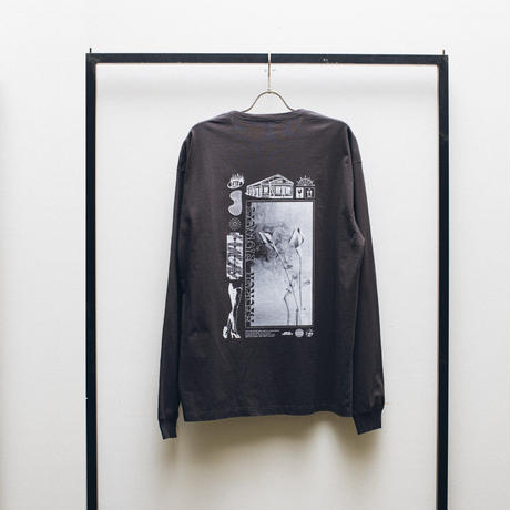 """LAID BUG L/S TEE """"Visions of Passions"""""""